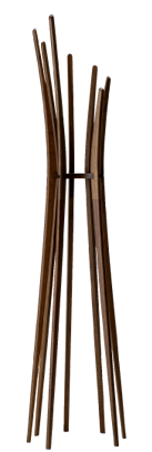 branch coat stand