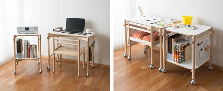 coitti wagon, coitti shelf, coitti stool, coitti chair, coitti wagon, good design award