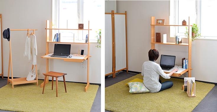 Work desk, study desk, work desk, children's, adults', height adjustment