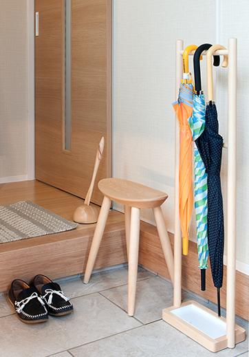 Hallway, rainy rack, umbrella stand, water tray, umbrella, waterproof, convenient, slim, fashionable, scandinavian