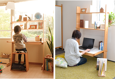 coitti, desk, compact, telework, work from home