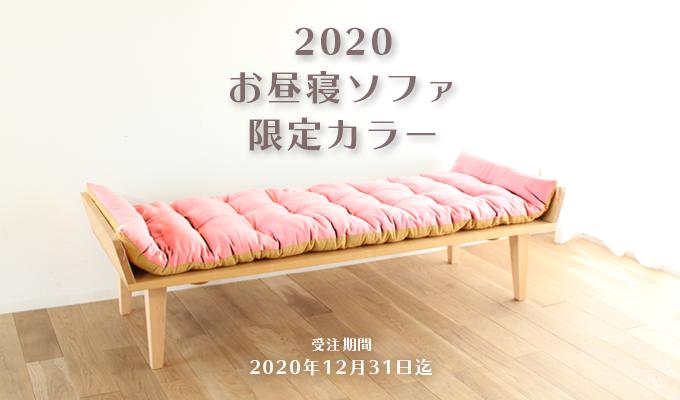 2020 nap sofa limited color