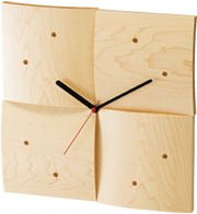 Clock (R) [Maple]