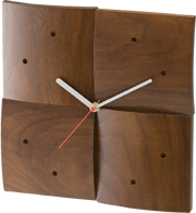 Clock (R) [Walnut]