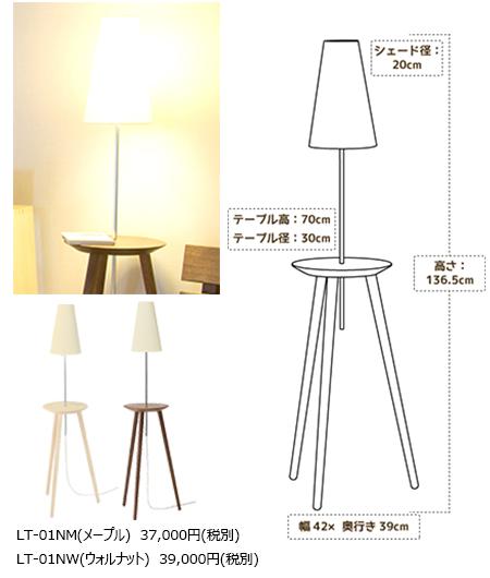 Floor stand (round)