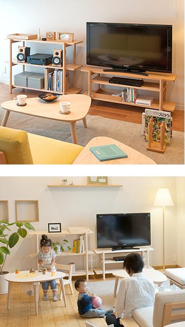 Living shelf