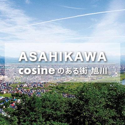 ASAHIKAWA コサインのある街 旭川