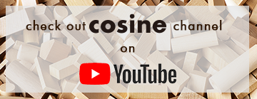 cosine YOUTUBE channel
