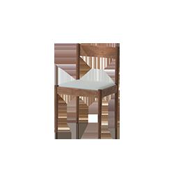 Folk Chair Walnut