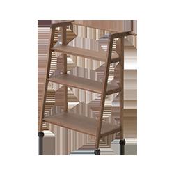 Wagon shelf Walnut
