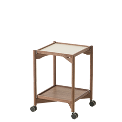Tray table walnut