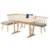 ダイニング ソファ テーブル